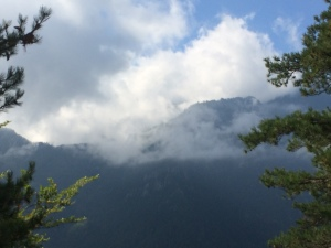The soul-restoring views climbing Mt. Olympus