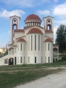 Another beautiful Greek Orthodox Church in a small rural village