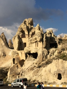 Goreme Open Air Museum...2 km of walking through ancient Christian communities