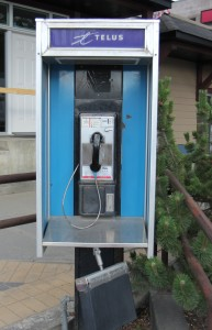 A once popular and welcome communication device