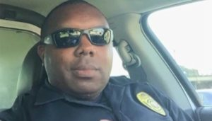 Slain officer, Montrell Jackson of the Baton Rouge police